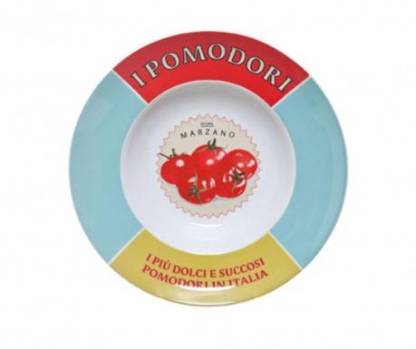 Pomodori Tésztás tányér