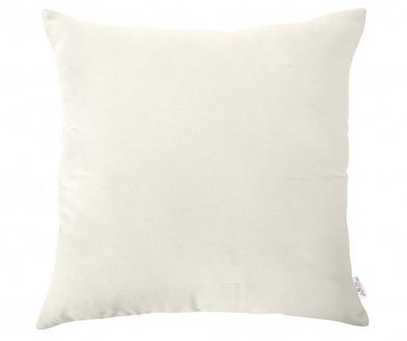 Plain White Párnahuzat 43x43 cm