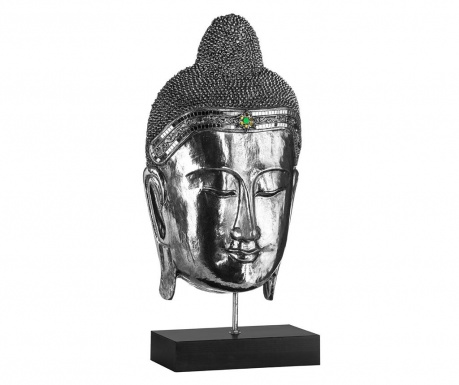 Decoratiune Buddha Head Hollow