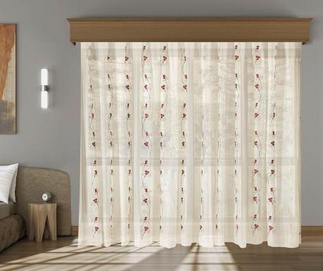 Záclona Lina Grey 200x260 cm
