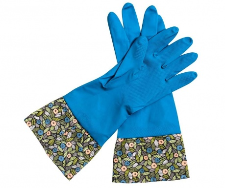 Gardening gloves Felicity Blue