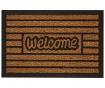 Welcome Stripes Lábtörlő szőnyeg 40x60 cm