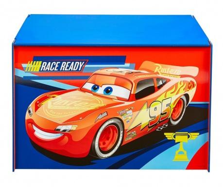 Кутия с капак за съхранение Cars