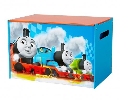 Кутия с капак за съхранение Thomas and Friends