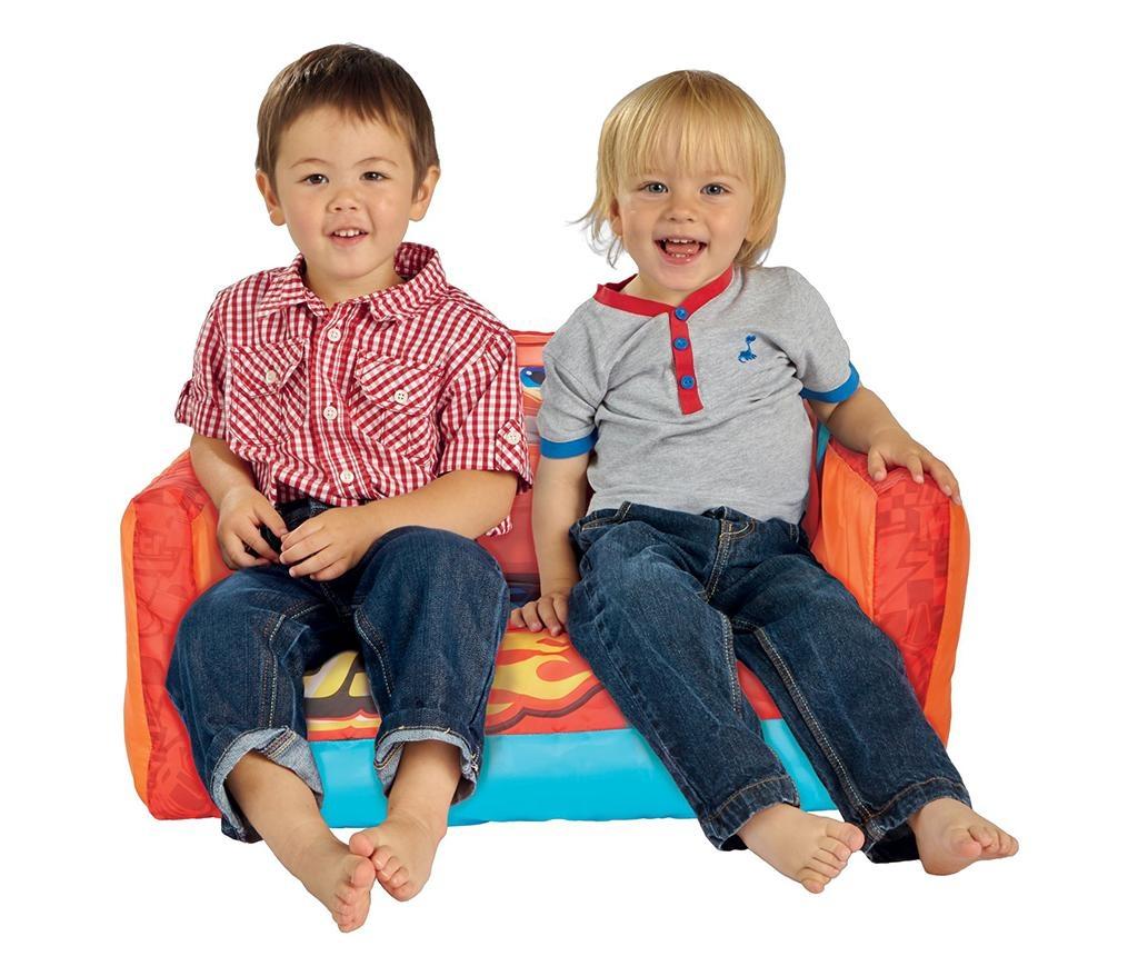 Canapea gonflabila pentru copii Cars