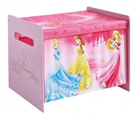 Кутия с капак за съхранение Princess Trunk