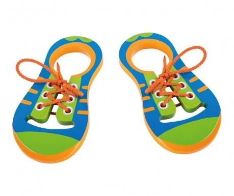 Joc educativ Lacing Shoe