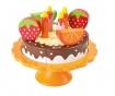Set igrač - torta in servirni krožnik Birthday Cake