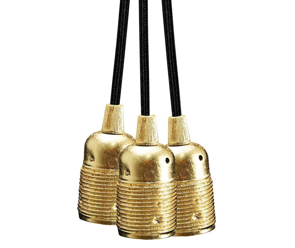 Lustra Uno Triple Gold