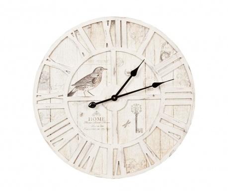 Zegar ścienny Bird On