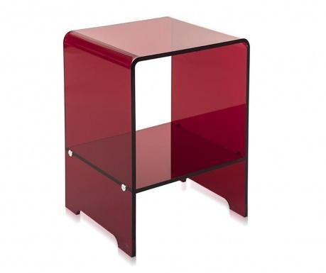 Acanto Red Asztalka
