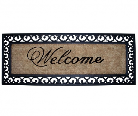 Covoras de intrare Royal Welcome 45x120 cm