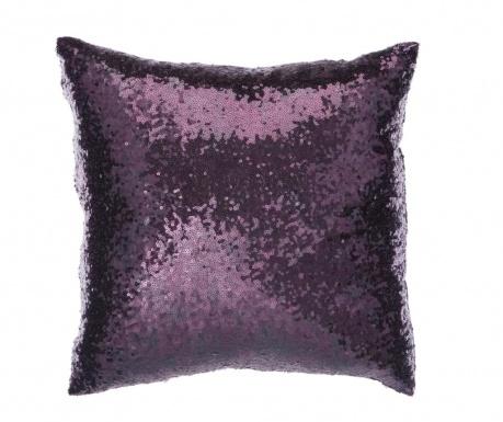 Poduszka dekoracyjna Sequin Purple 40x40 cm