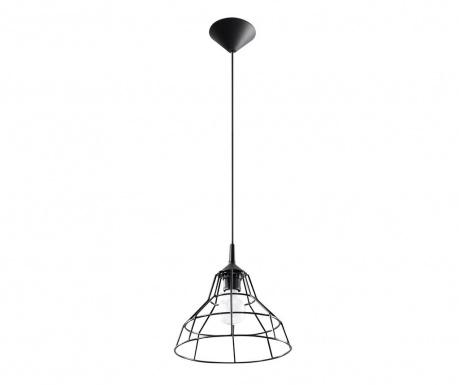 Závěsná lampa Asama Black