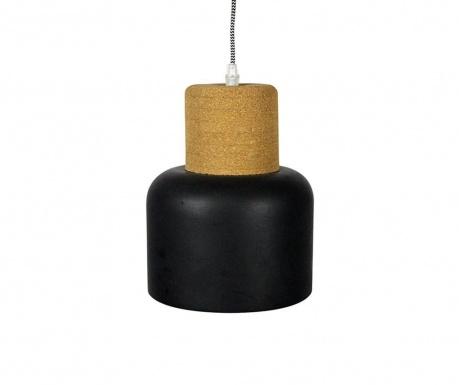 Závěsná lampa Preston Black