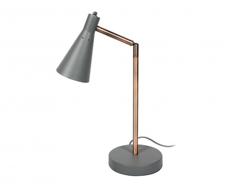 Pracovní lampa Bowie Grey