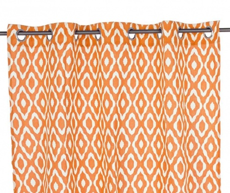 Draperie Alanis Orange 140x280 cm