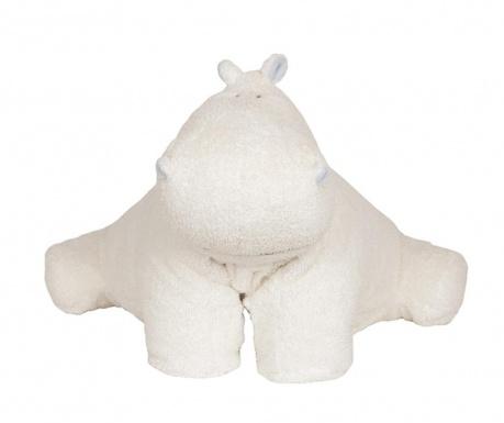 Perna decorativa Hippo Snow