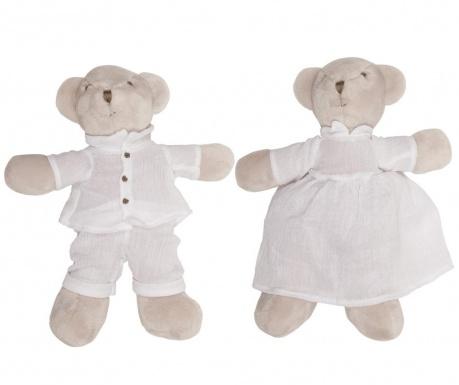 Комплект 2 плюшени играчки Teddy Bears