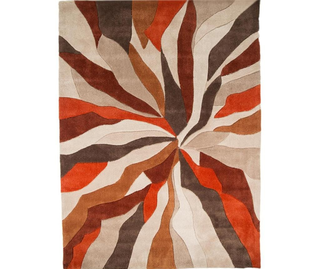 Covor Splinter Orange 120x170 cm