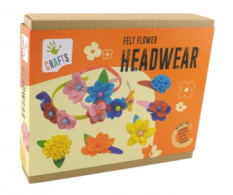 Kreativni set Flower Headwear