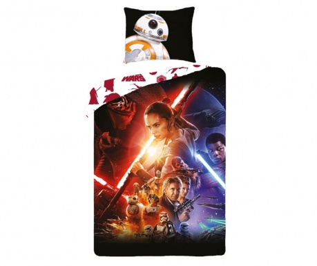 Star Wars Cast Egyszemélyes Ágynemű