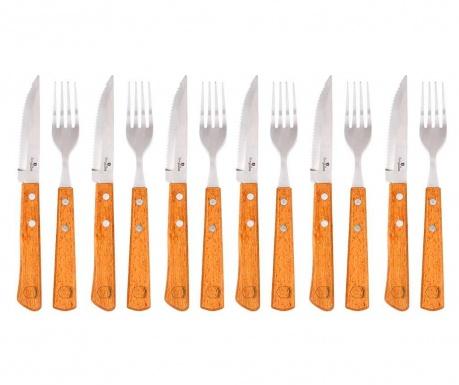12-delni jedilni pribor za zrezke Classic