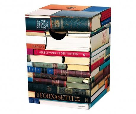 Taburet pliabil Bookworm