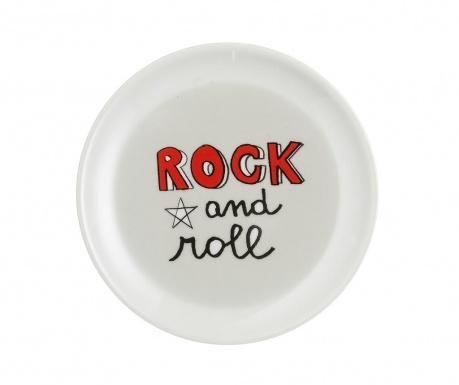 Десертна чиния Rock and Roll