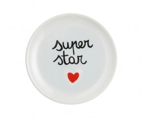 Tanjur za desert Super Star