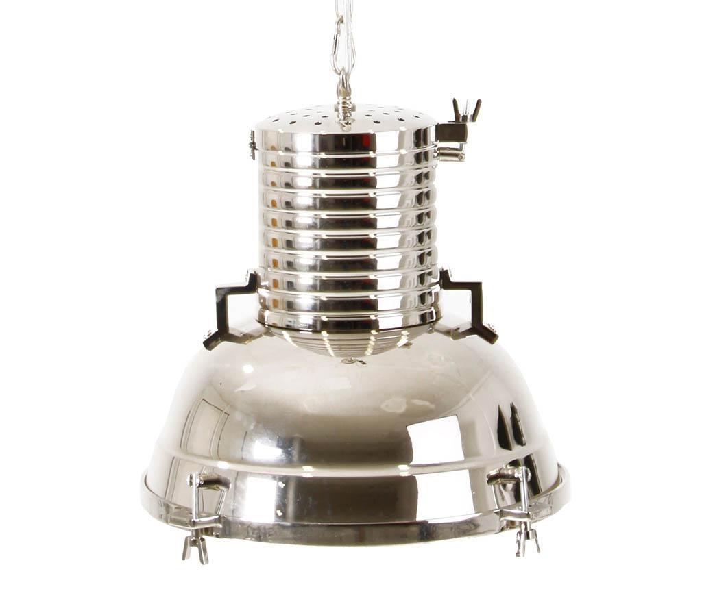 Závěsná lampa Lenker Silver