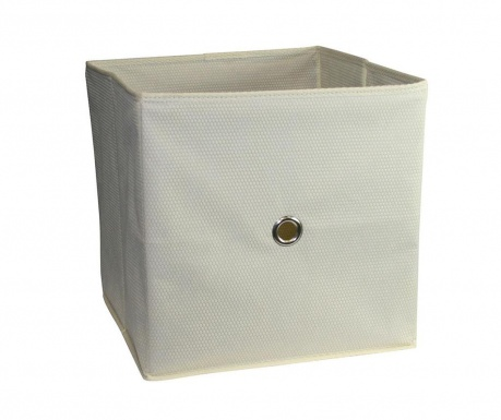 Storage basket Kos Cube White