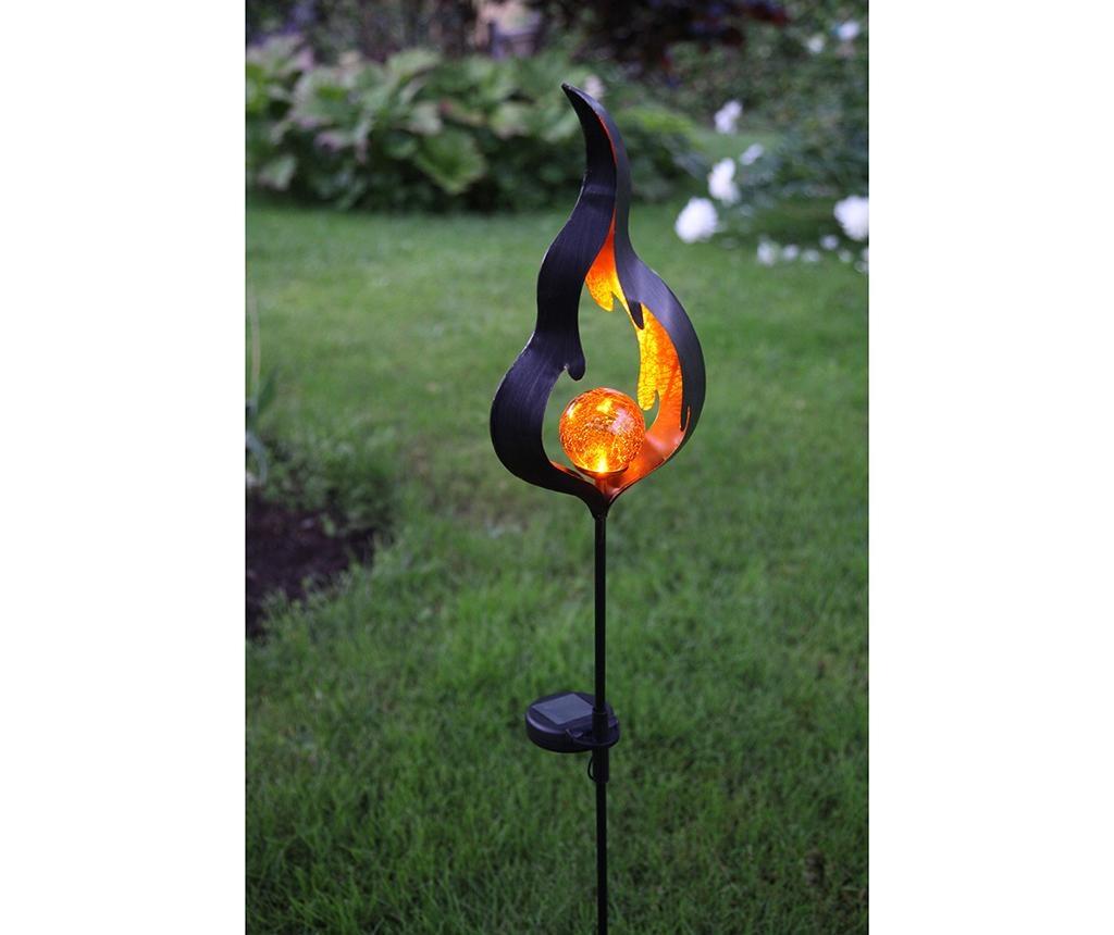 Solární lampa Flame