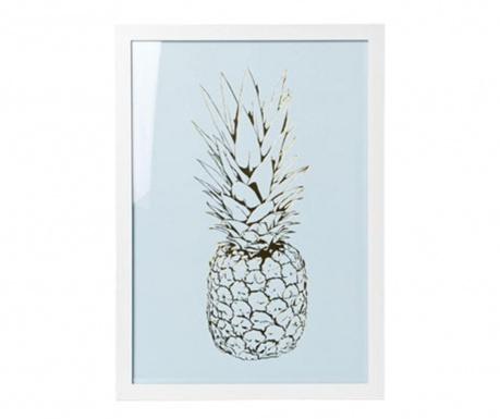 Tablou Pineapple 25x35 cm