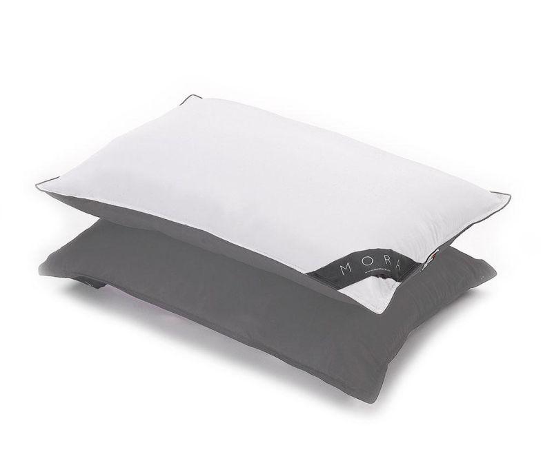 Vzglavnik Harmony White and Grey 50x75 cm