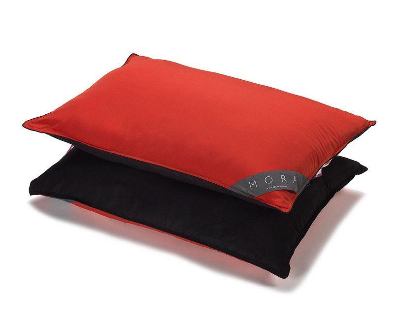 Polštář Harmony Red and Black 50x75 cm