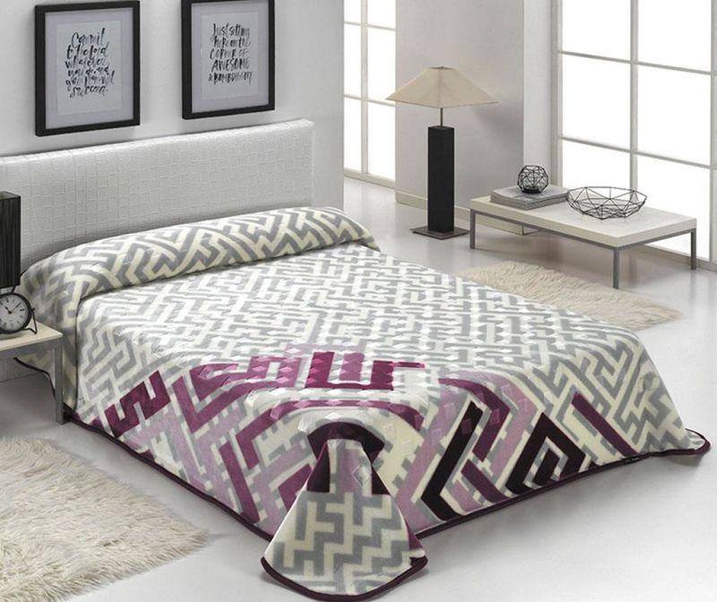 Luxury Pattern Purple Takaró 220x240 cm