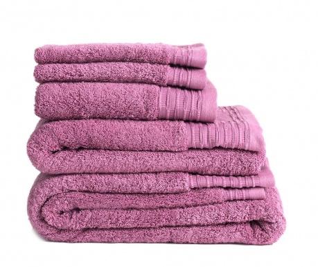 Σετ 3 πετσέτες μπάνιου Lisa Lavender