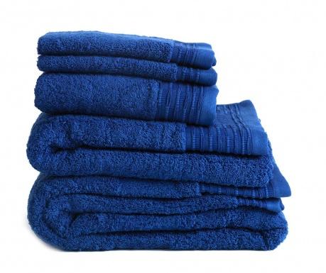 Zestaw 2 ręczniki kąpielowe Lisa Navi 30x50 cm