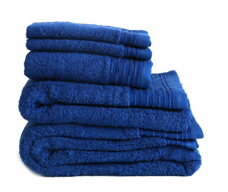Sada 2 ručníků Lisa Navi 30x50 cm