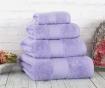 Kopalniška brisača Damla Coresoft Lilac 50x90 cm