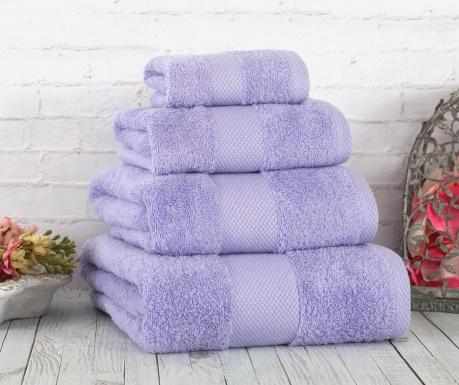 Kopalniška brisača Damla Coresoft Lilac