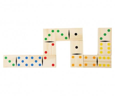 Gra domino 28 elementów Giant