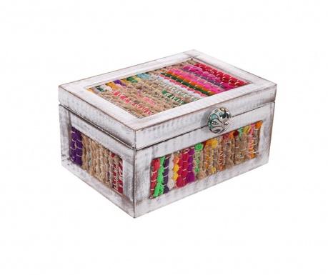 Škatla s pokrovom Niyati