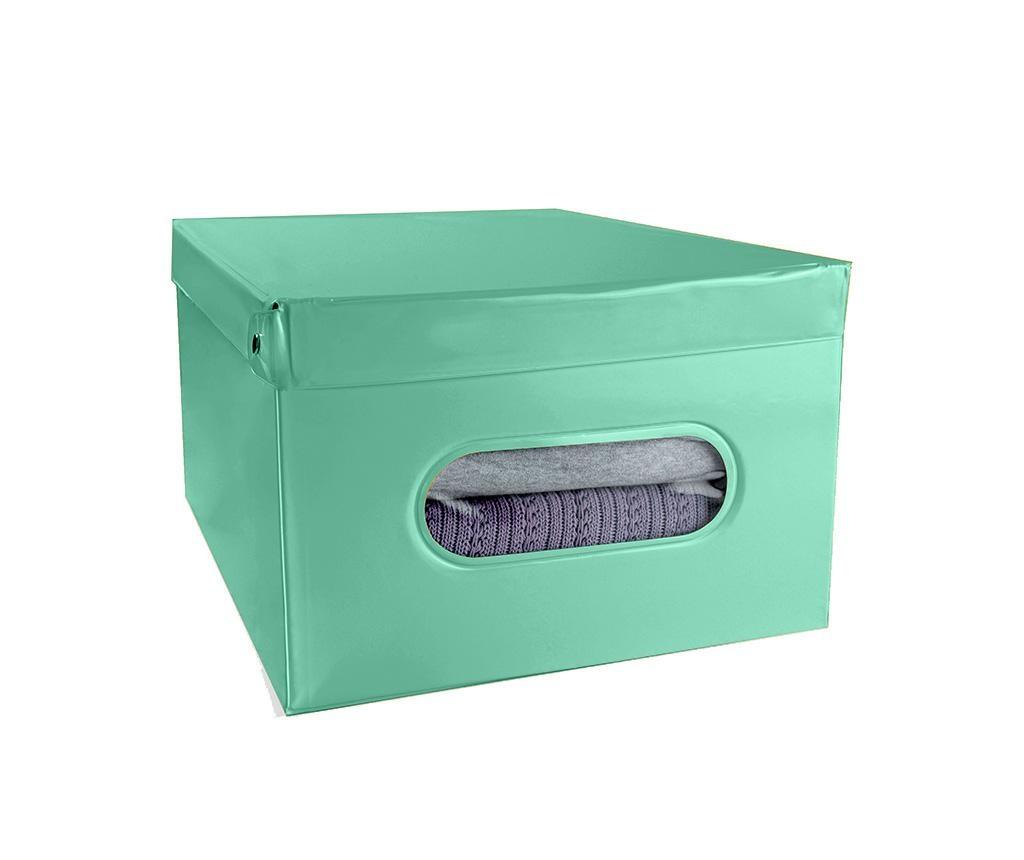 Kutija za spremanje s poklopcem Nordic Green