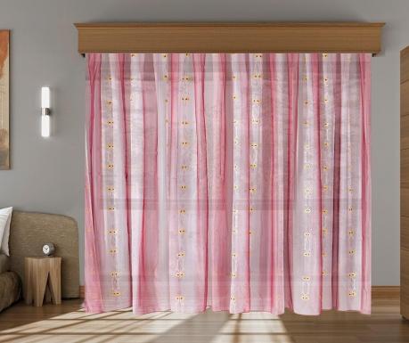 Záclona Elise Cherry 200x260 cm