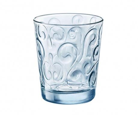 Sada 6 sklenic Naos Candy Blue 290 ml