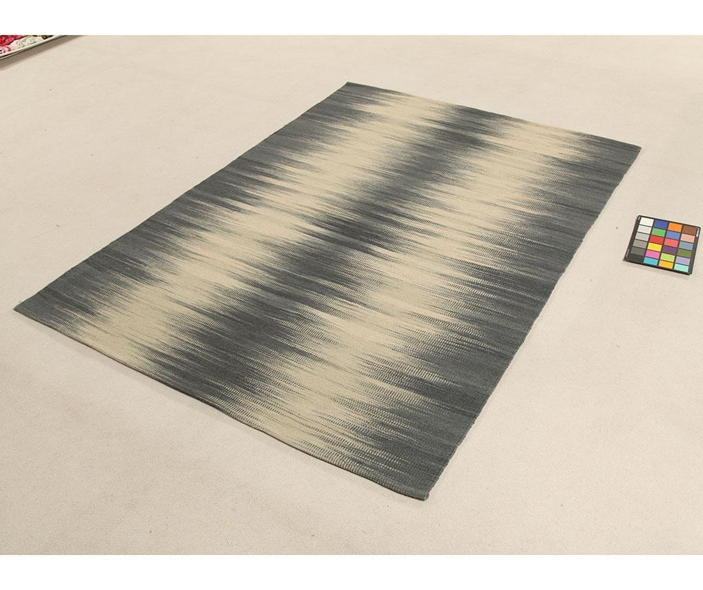 Tepih Kilim Denim Grey 160x230 cm