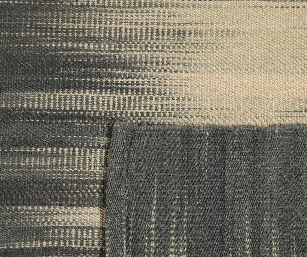 Tepih Kilim Denim Grey 140x200 cm