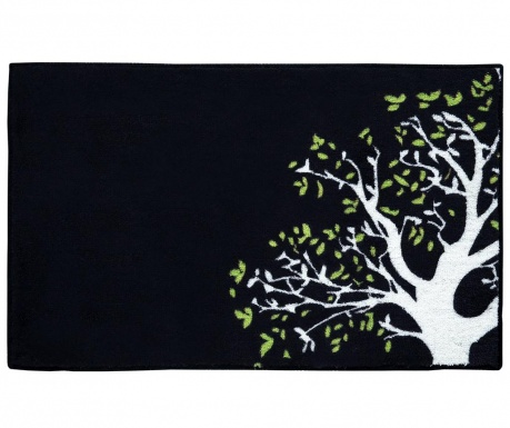 Tree on Black Szőnyeg 50x80 cm